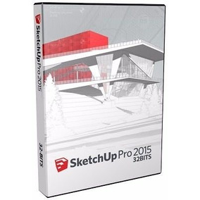 Google Sketchup 2015 Pro (64bits). Licencia Full - Español