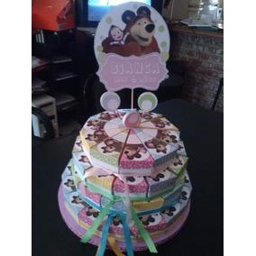 Cajitas Torta Souvenirs