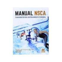 Libro Manual Nsca *cj