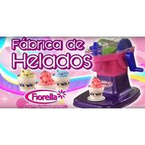 Fabrica Helado Maquina De Helado Juguete Nena Nene Infantil!