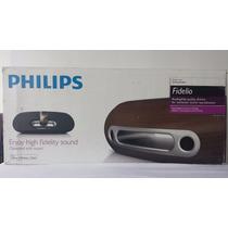 Caixa De Som Philips 9000 Fidelio P/iphone/ipod
