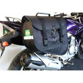 Mala Alforge Moto Esportivo Fazer 250 Cb300 Next 250 Twister