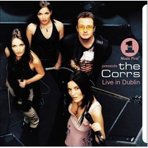 The Corrs - Live In Dublin Cd Rock Import