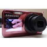 Oferta ! Camara Samsung Pl120 14mp Hd+ Estuche Duro + Sd 8gb