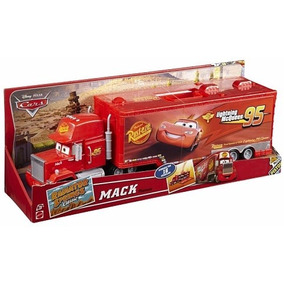 Cars Disney Pixar Mack Playcase Carga 16 Autos Bunny Toys