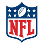 Adesivo Logotipo Nfl Futebol Americano - Nfl