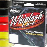 Multifilamento Berkley Whiplash 500 Mts Unidos En 3 Colores