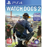Watch Dogs 2 Sd Ps4