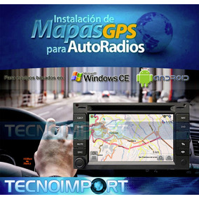 Mapa Vial Ecuador Gps 2017 Autoradio Windows Ce Android Igo