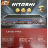 Reproductor De Dvd Hitoshi