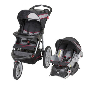 Coche Baby Trend Range Jogger Travel System, Millennium