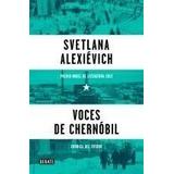 Libro Voces De Chernobil (premio Nobel De Literatura 2015)