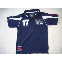 Remera Chomba Kevingston Oficial Rugby 14 Años Sin Usar