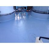Pintura Para Pisos Cemento Epoxi Azulejo 40 M2