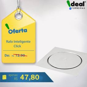 Ralo Inteligente Ideal Click 10x10