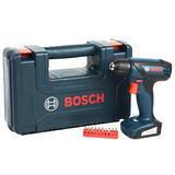 Furadeira E Parafusadeira Smart Bosch Gsr1000 Bivolt