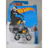 Hot Wheels - Hw Moto - Honda Monkey Z50 2