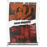 Dvd Vício Maldito (1962) Jack Lemmon Lee Remick Oscar Canção