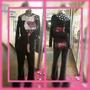 Conjunto De Mono Deportivos, Pijama Damas Pink Team&life
