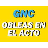 Gnc Obleas En El Acto En Caballito!! -el Cid Gnc-
