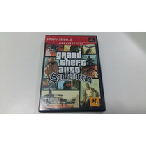 Gta San Andreas, Original Americano Ps2