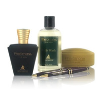 Feromonas Perfume Hombres De Colección Conjunto (incluye 1.