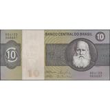 Brasil 10 Cruzeiros Nd1980 P193e