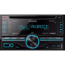 Estereo Kenwood Dpx502bt Doble Din Bluetooth Usb Mp3 Nuevo