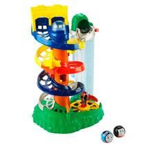 Thomas And Friends. Estación Con Espiral, Rail Rollers!!!