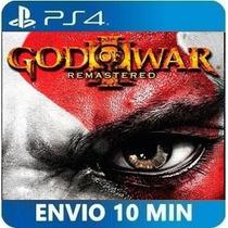 God Of War Iii Ps4 Psn Imediato Prim. Original 1