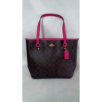 Bolsa Coach Original Signature Tote