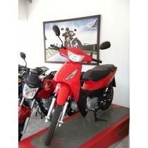 Biz 125 Honda Motocicleta De Calle