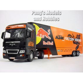 Trailer Chata Scania - Escala 1:32 - Automax - Envio Gratis