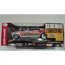 Auto World 1:18 Ford Mustang 1972 Nhra Funny Car, Leyendas