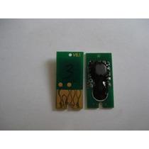 Chip Cyan Para Cartucho Epson 7700/9700