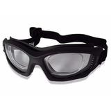Armação Óculos Segurança Clip Lentes De Grau Airsoft