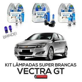 Kit Lâmpadas Super Brancas Tech One Vectra Gt 06/08