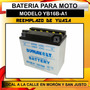 Bateria Suzuki Intruder 800