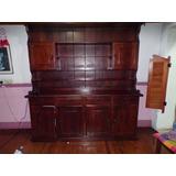Mueble De Algarroboel Mide 2metros De Largo Por 1.90 .