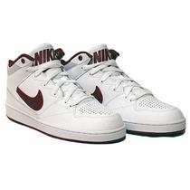 Botitas Nike Priority Mid Zapatillas Cuero 641893-611