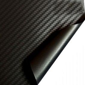 Adesivo Fibra De Carbono Fosco - Faixa De 1,22 X 50 Cm