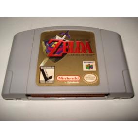 The Legend Of Zelda (fita- Cartucho Nintendo 64)