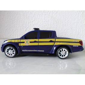 Miniatura Viatura Prf- Policia Rodoviária Federal