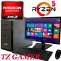 Computadora Amd Ryzen 5 1400 Disco 1.0 Tb Video Radeon R7 Tz