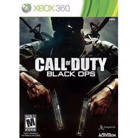 Call Of Duty Bo1 Black Ops1 Xbox 360 One Mídia Digital