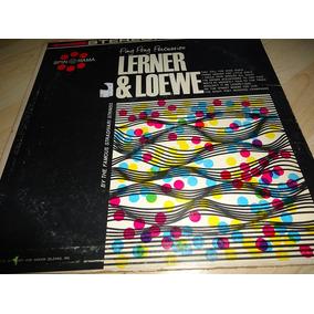 Stradivari Strings Ping Pong Percussion Lerner Loewe