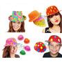 Sombreros Gorros Cotillón Fiesta Carioca Económicos Surtidos