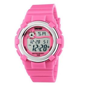 Relógio Feminino Skmei Digital 1161 Rs