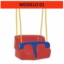 4 Balanços Infantil Para Bebê / Criança - Playground