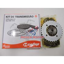 Kit Relação Cofap (aço 1045) Honda Biz 125 Pop 100